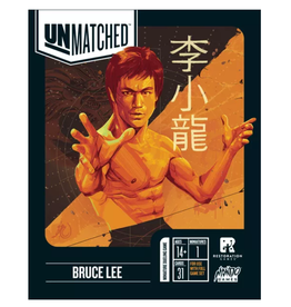 Mondo Games Unmatched: Bruce Lee
