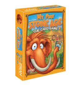 Z-Man Games My First Stone Age; The Card Game