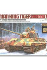 German King Tiger Ardennes