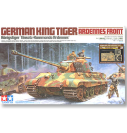 German King Tiger Ardennes