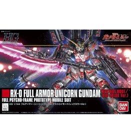 Full Armor Unicorn Gundam Red (High Grade)