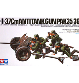 3.7 Cm Antitank Gun Pak 35/36