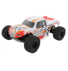 Amp MT 2WD RTR (White/Orange)