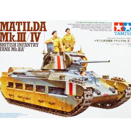 British Infantry Tank Matilda Mk. III/IV