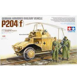 German Armored Railway Vehicle