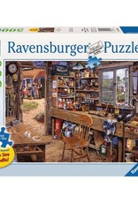 Ravensburger Dad's Shed (500pc)