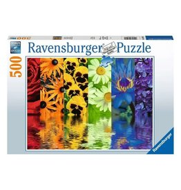 Ravensburger Floral Reflections (500pc)