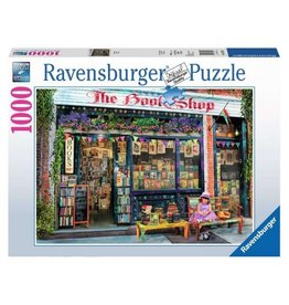 Ravensburger The Bookshop (1000pc)