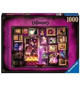Ravensburger Villainous: Dr. Facilier (1000pc)