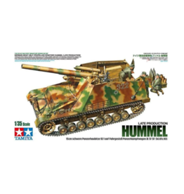 German Heavy Self-Propelled Howitzer Hummel (Late Production)