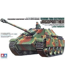 German Jagdpanther Late Version