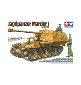 German Tank Destroyer Marder I
