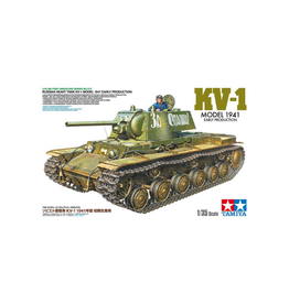 KV-1 1941 Early Version