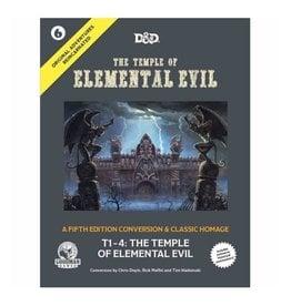 Original Adventures Reincarnated #6 - The Temple of Elemental Evil (Adventure Module)