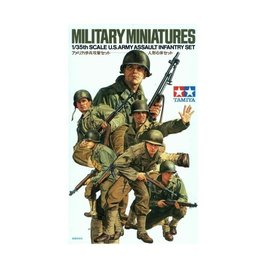 US Army Assault Set