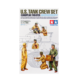 US Tank Crew, Euro Theater