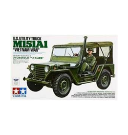 US Utility Truck M151A1