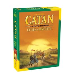 Catan (Cities & Knights 5-6 Players)