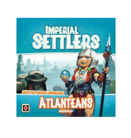 Portal Games Imperial Settlers: Atlanteans