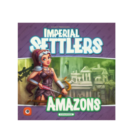 Portal Games Imperial Settlers: Amazons