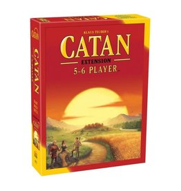 Catan (5-6 Players Extension)