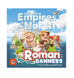 Portal Games Imperial Settlers: Empires: Roman Banners