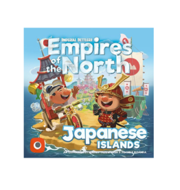 Portal Games Imperial Settlers: Empires: Japanese Islands
