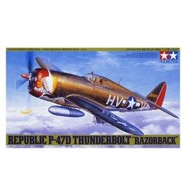 Republic P-47D Thunderbolt - Razorback