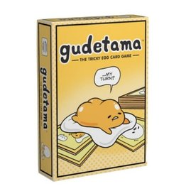 Gudetama: The Tricky Egg Game