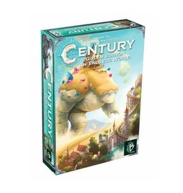 Century (Golem Edition - An Endless World)