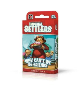 Portal Games Imperial Settlers: Why Can't We Be Friends