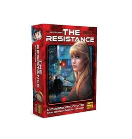 Indie Boards & Cards The Resistance (3rd Edition)