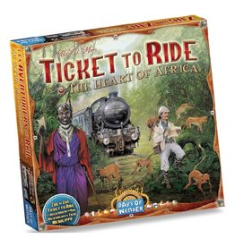 Ticket to Ride (The Heart of Africa)