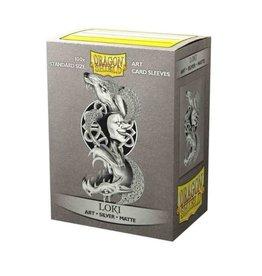 """Dragon Shield (Matte """"Loki"""" Art)"""