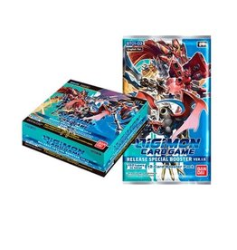 Bandai Japan Digimon V1.5 Booster Box