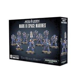 Games Workshop Adeptus Astartes Space Marines Mark III
