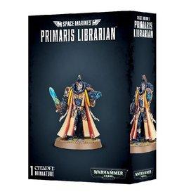 Games Workshop Space Marines Primaris Librarian