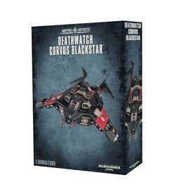 Games Workshop Adeptes Astartes Deathwatch Corvus Blackstar
