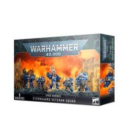 Games Workshop Adeptus Astartes Sternguard Veterans Squad