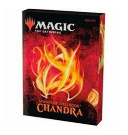 Wizards of the Coast Signature Spellbook (Chandra)