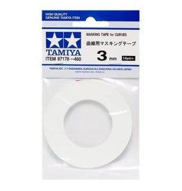 Masking Tape for Curves (3mm)