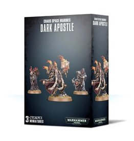 Games Workshop Chaos Space Marines Dark Apostle
