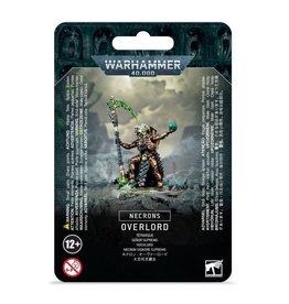 Games Workshop Necrons Overlord