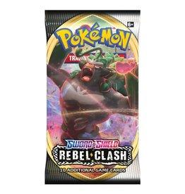 Booster Pack (Rebel Clash)