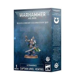 Games Workshop Captain Uriel Ventris