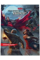 Wizards of the Coast Van Richten's Guide to Ravenloft®
