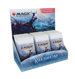 Wizards of the Coast Set Booster Pack (Kaldheim)
