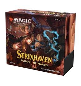 Wizards of the Coast Bundle (Strixhaven: School of Mages)
