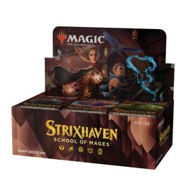 Wizards of the Coast Draft Booster Box (Strixhaven: School of Mages)