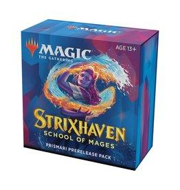 Wizards of the Coast Pre-Release Pack - Prismari (Strixhaven: School of Mages)